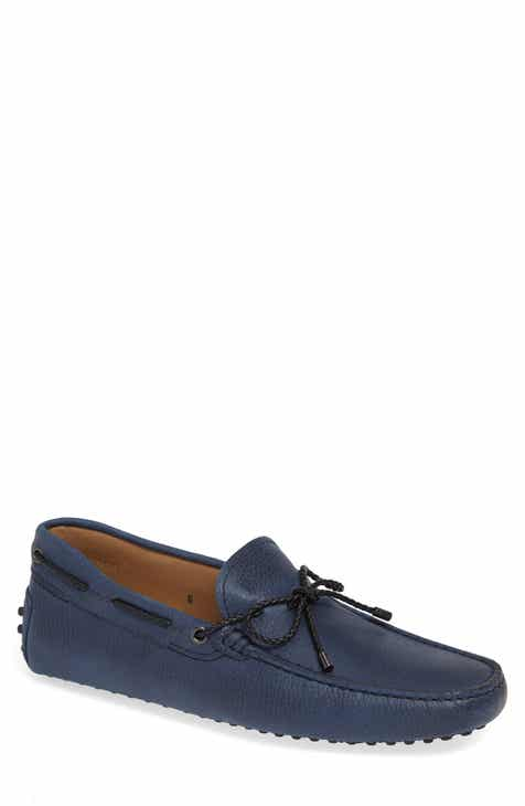 Tod's Laceetto Gommini Driving Moccasin (Men)