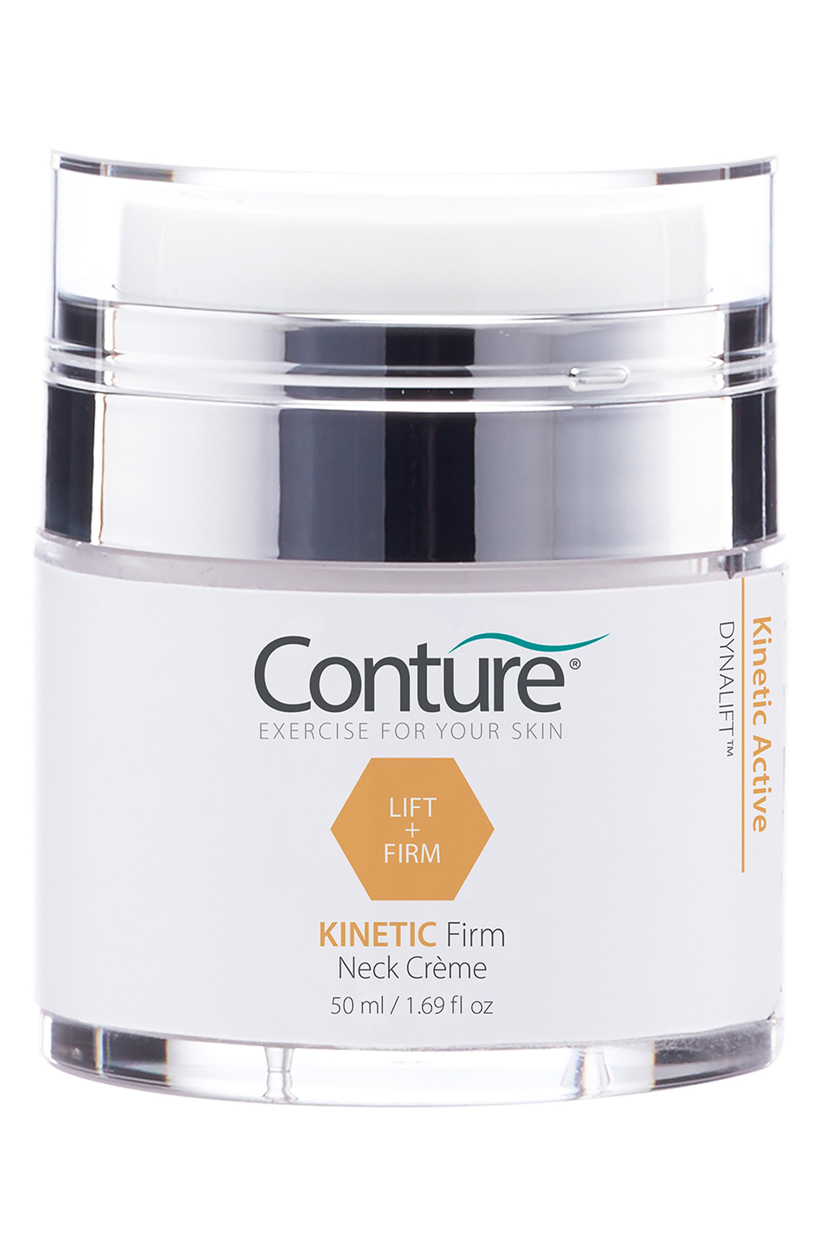 Kinetic Firm Neck Crème,                             Main thumbnail 1, color,                             No Color
