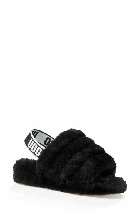 b874132203 UGG® Fluff Yeah Genuine Shearling Slipper (Women)