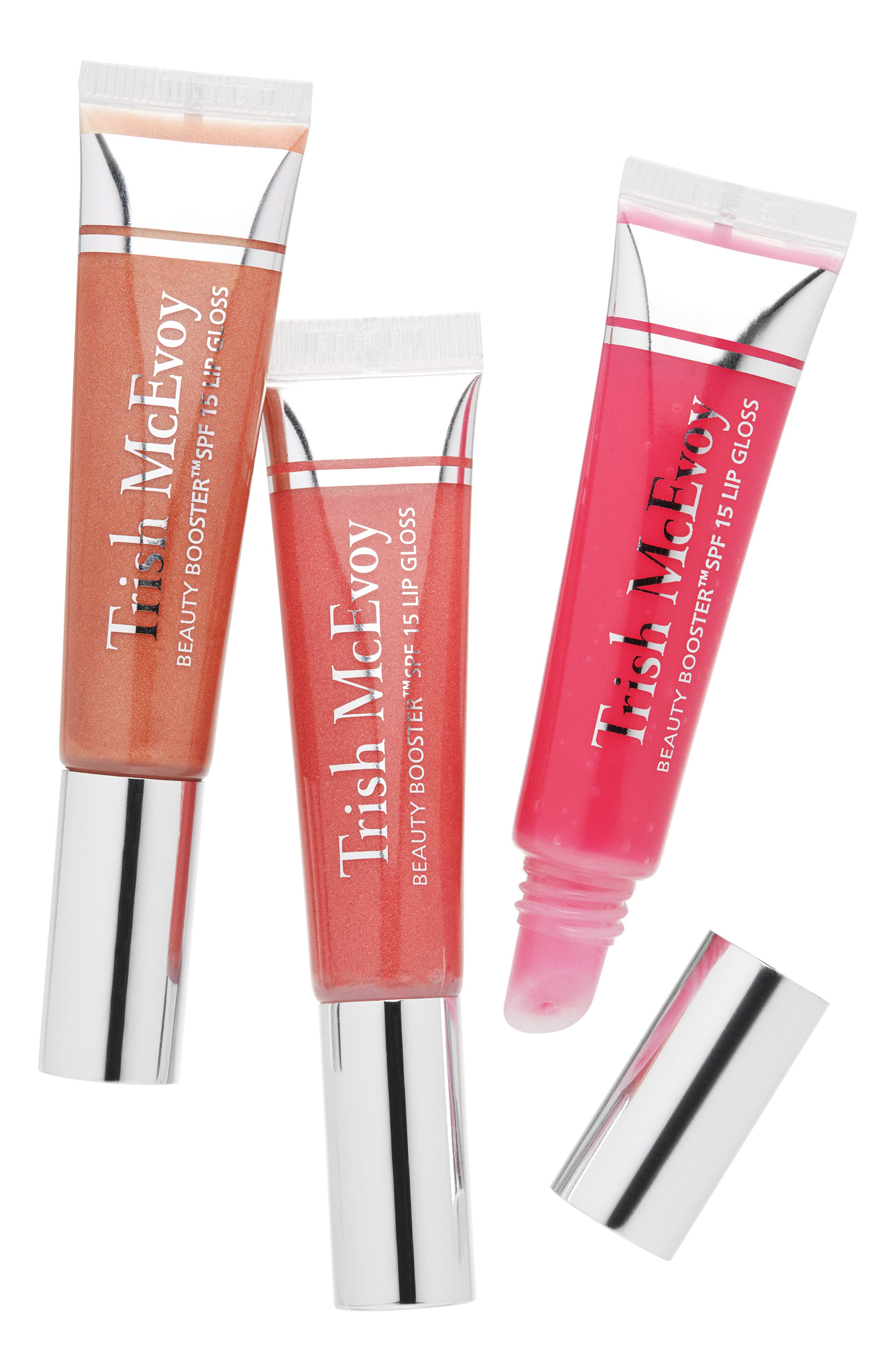 Beauty Booster<sup>®</sup> Lip Gloss SPF 15,                             Alternate thumbnail 3, color,                             Sexy Petal