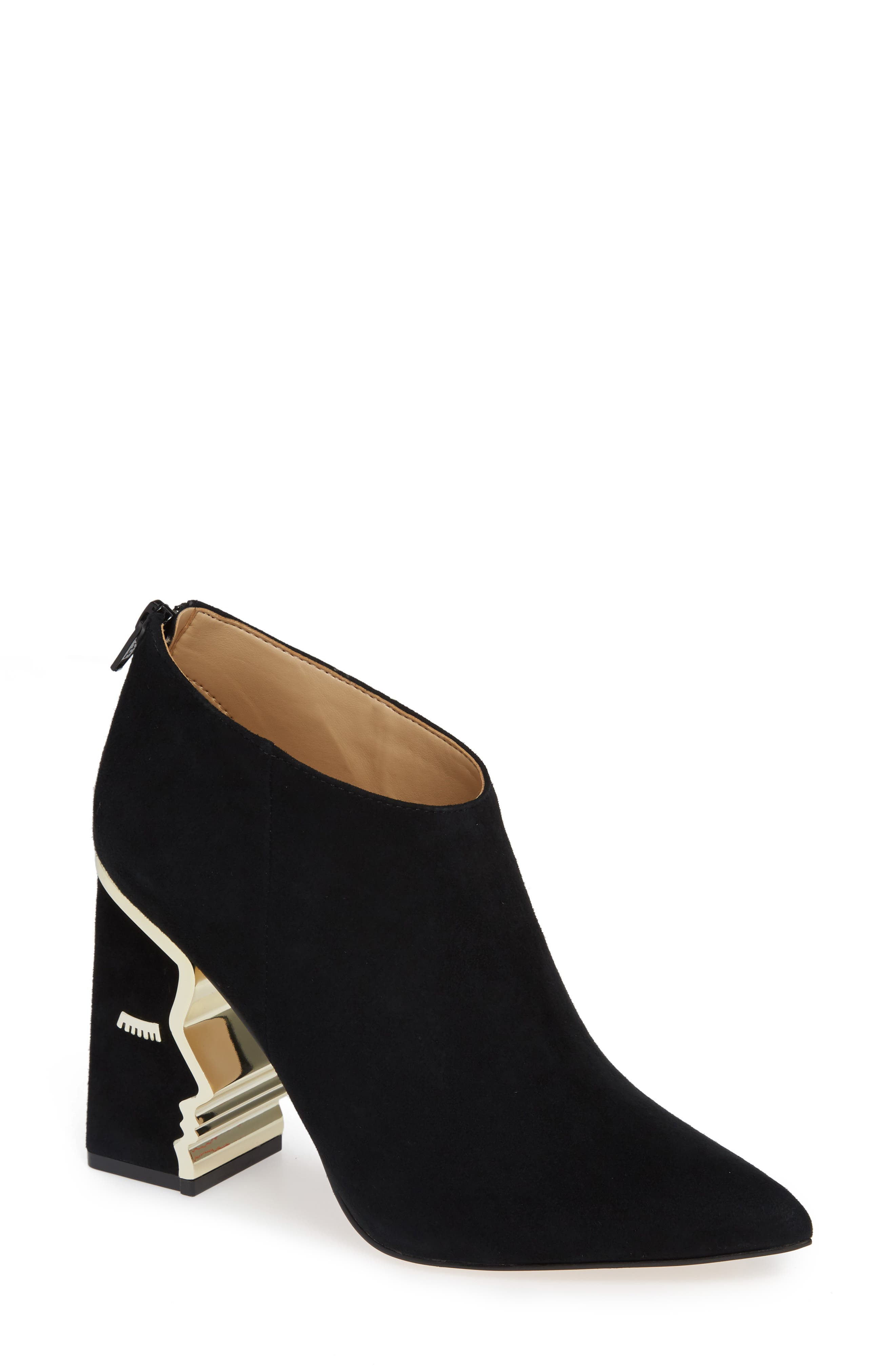 KATY PERRY STATEMENT HEEL BOOTIE
