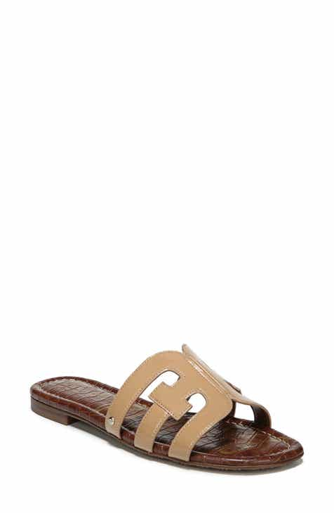 439b0cb40d2 Sam Edelman Bay Cutout Slide Sandal (Women)