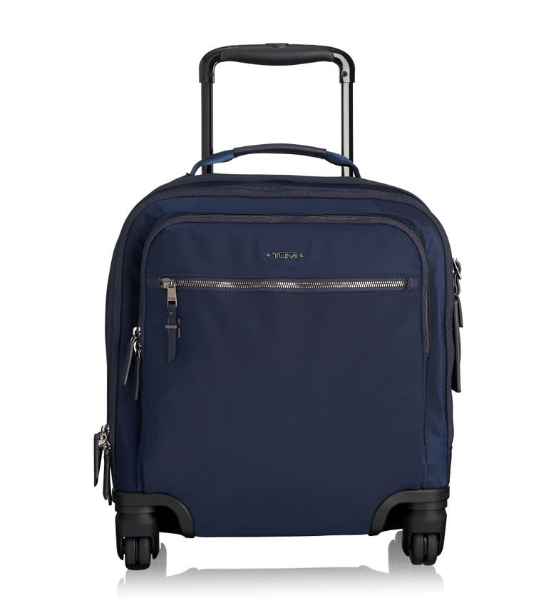 Tumi VOYAGEUR OSONA 16-INCH COMPACT CARRY-ON - BLUE