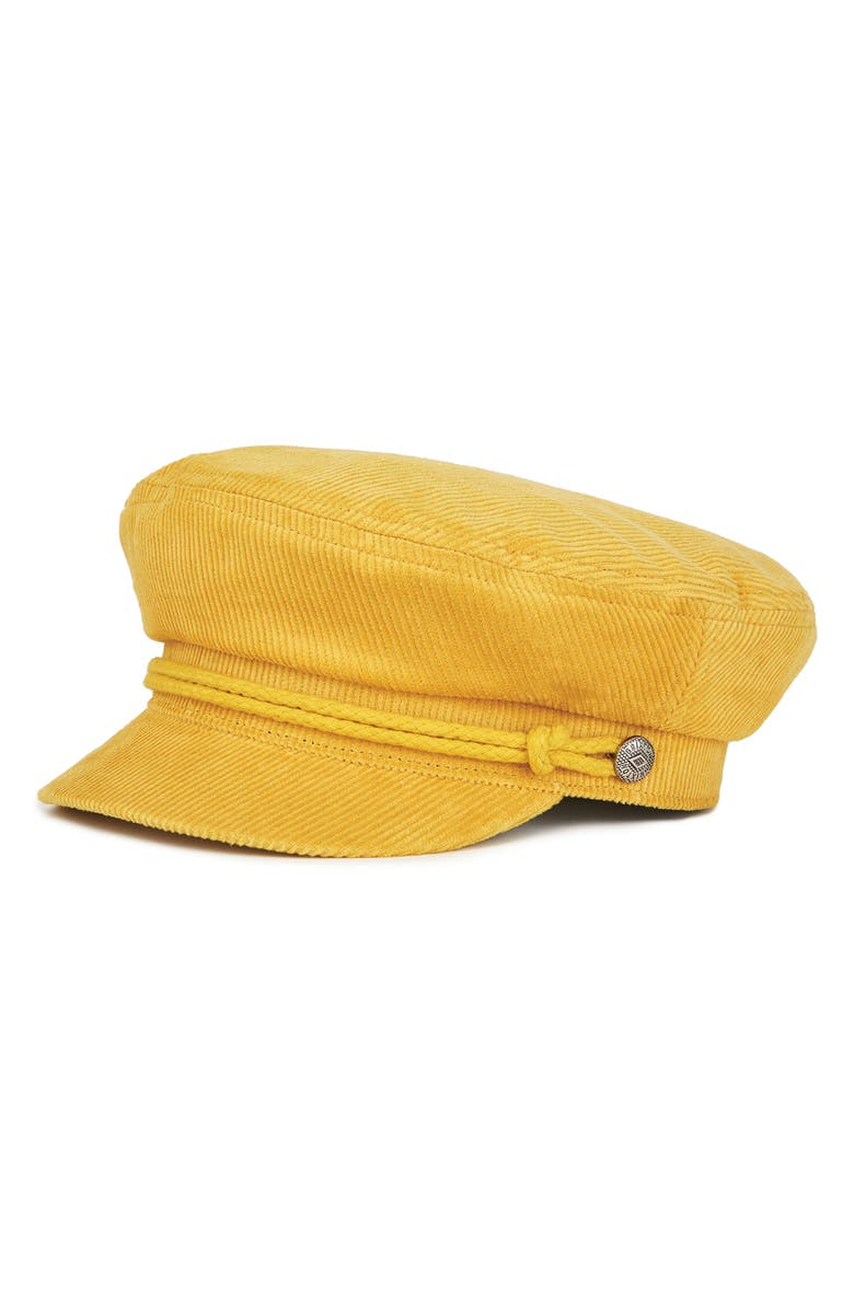 Brixton ASHLAND FISHERMAN CAP - YELLOW