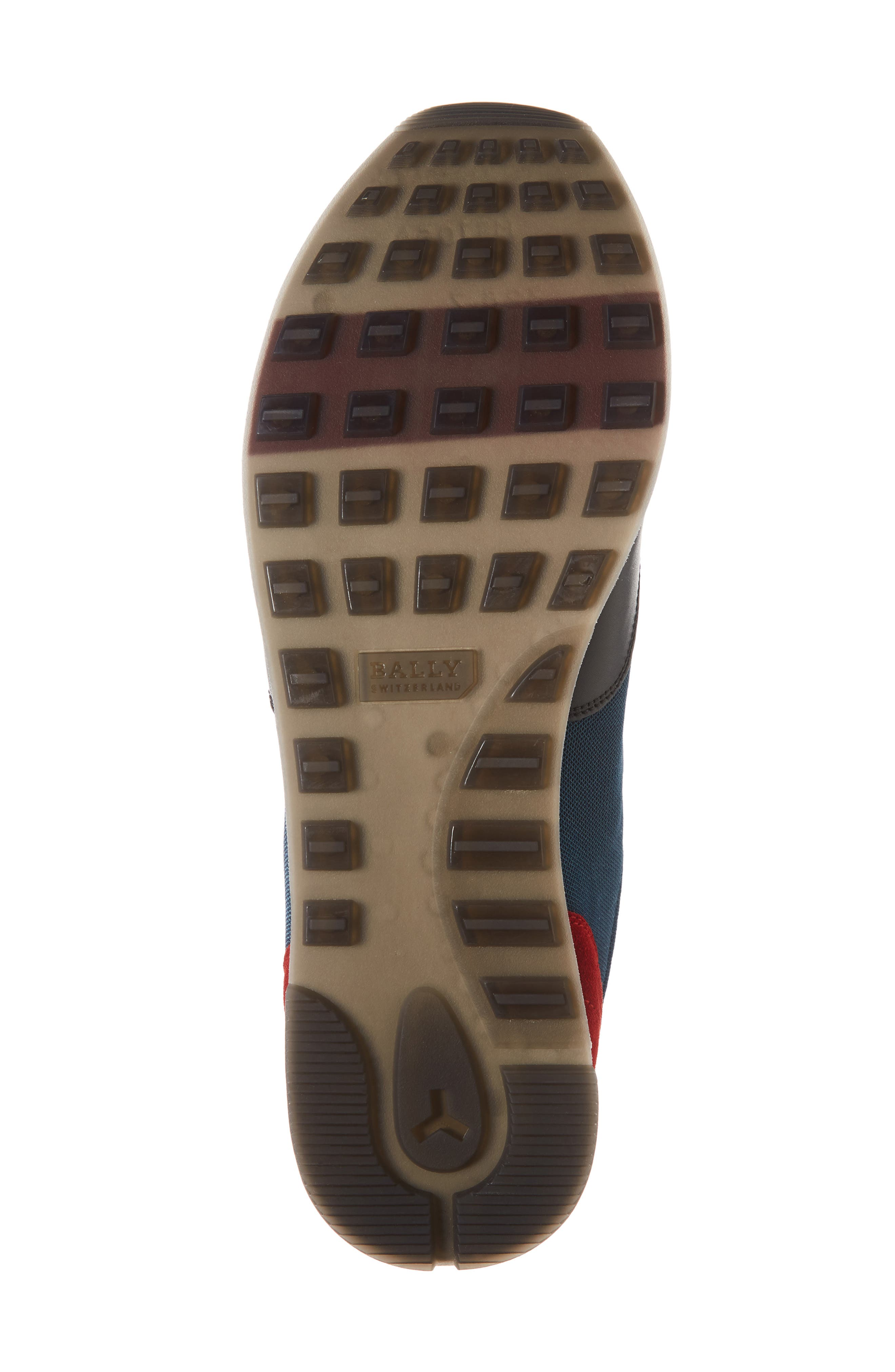 Gavino Low Top Sneaker,                             Alternate thumbnail 6, color,                             Blue