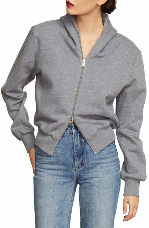 27e62a6a4a937 Habitual Frankie Zip Hooded Shirt