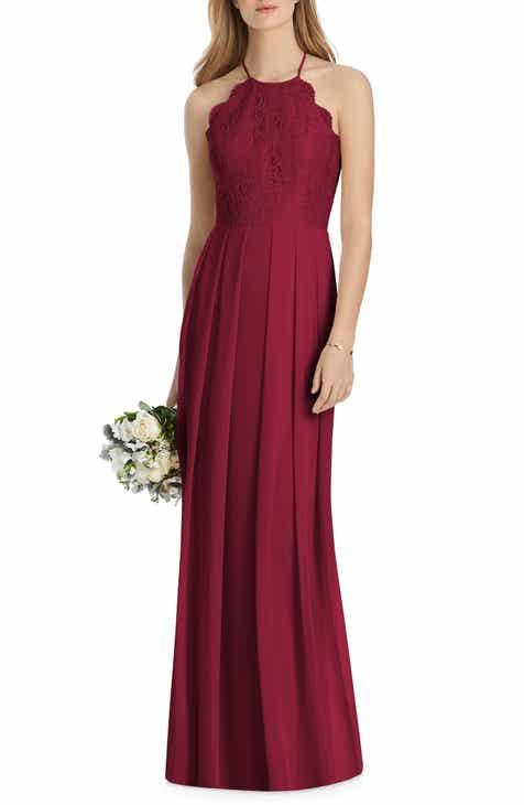 d0042ff2c84 Lela Rose Bridesmaid Lux Chiffon Dress