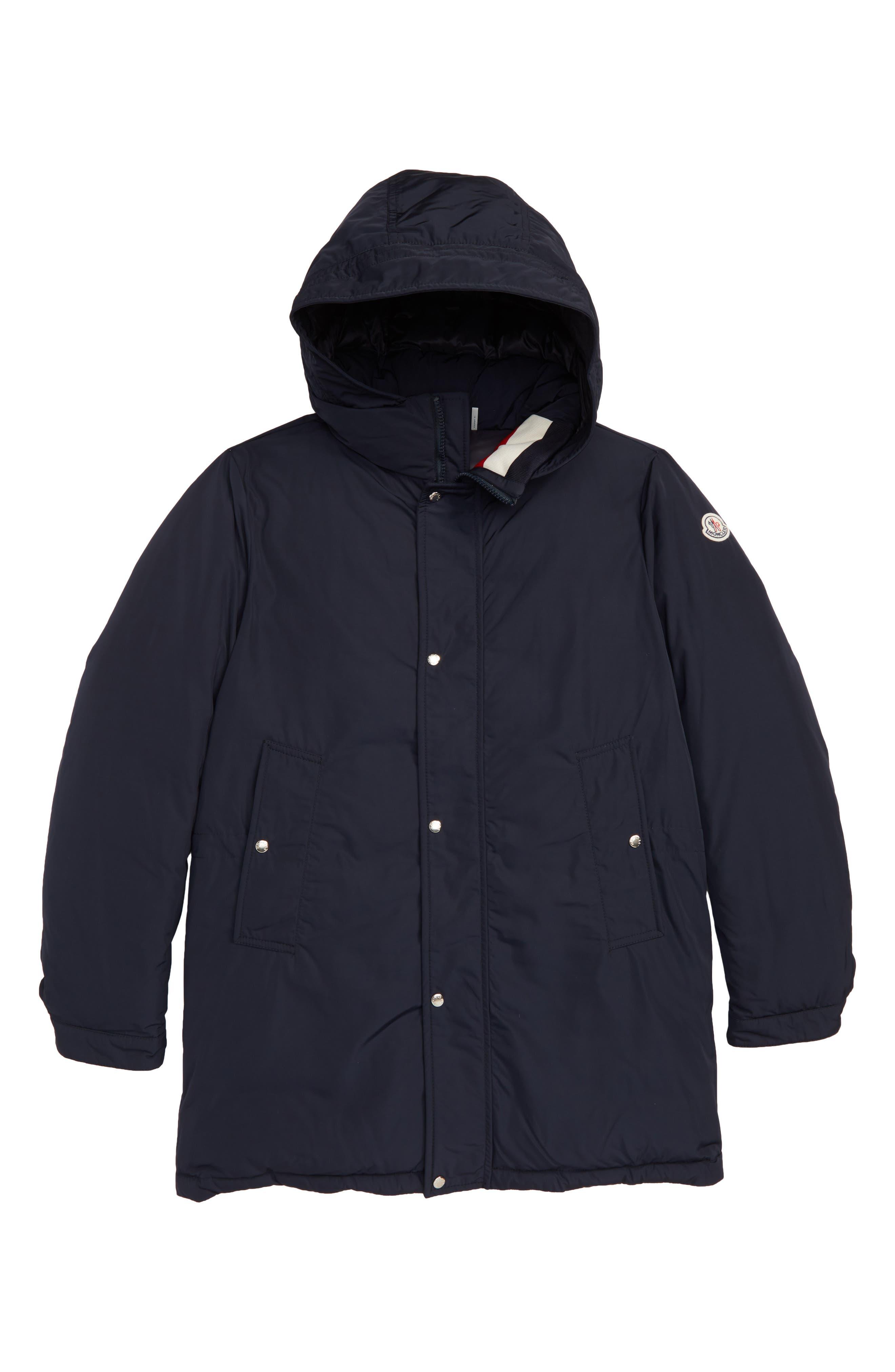 girls moncler coats jackets outerwear rain fleece hood rh shop nordstrom com
