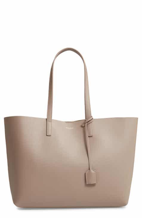 5e6c43806c Saint Laurent  Shopping  Leather Tote