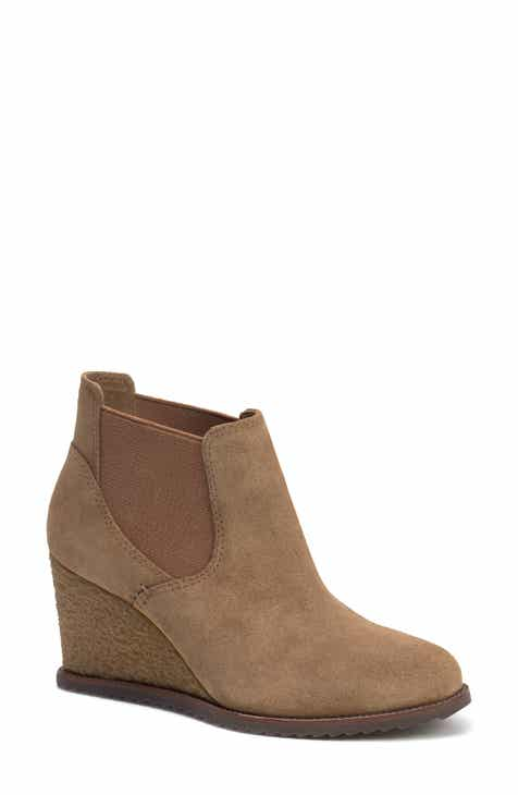 46b68e1021866 Trask Tatum Wedge Bootie (Women)