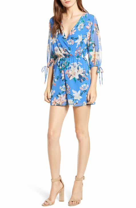 Rompers For Juniors Nordstrom