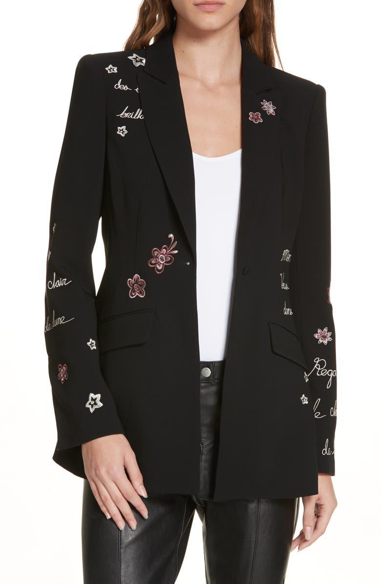 Estelle Embroidered Jacket