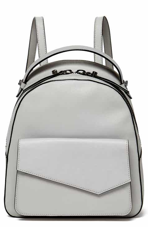 e7410f89bf49 Botkier Cobble Hill Calfskin Leather Backpack