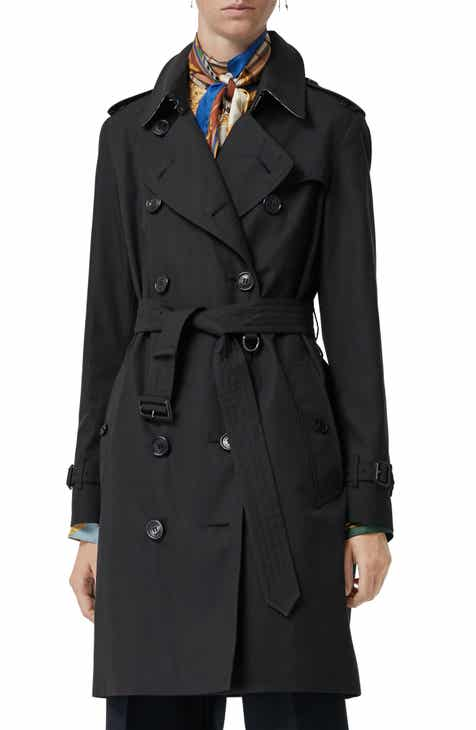 a6b35b05b264 Burberry The Kensington Heritage Trench Coat