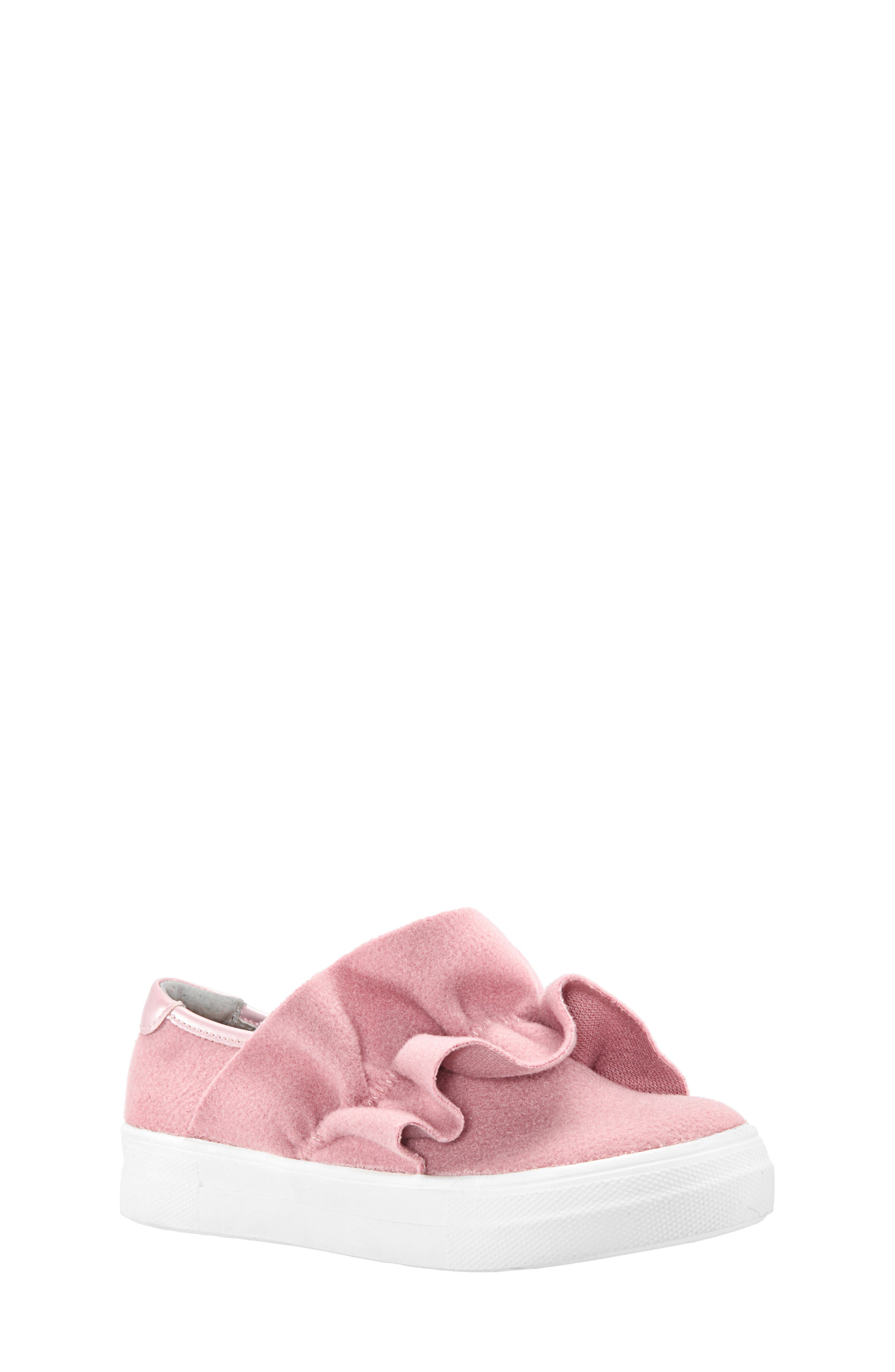 Ivani Slip-On Sneaker,                             Main thumbnail 1, color,                             Blush Flannel