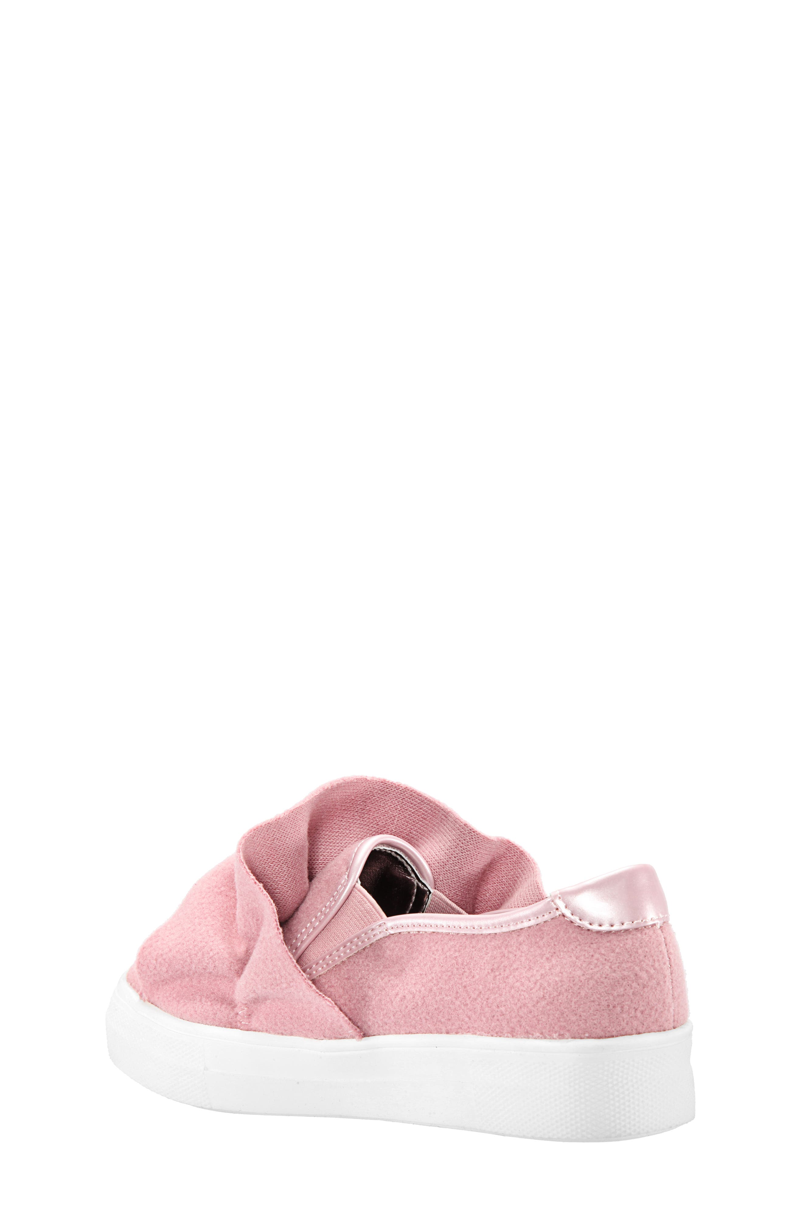 Ivani Slip-On Sneaker,                             Alternate thumbnail 2, color,                             Blush Flannel
