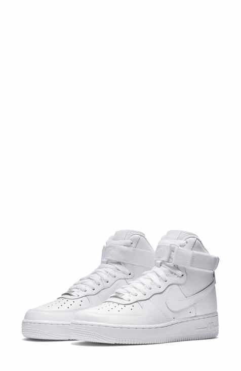 check out 81df9 17478 Nike Air Force 1 High Top Sneaker (Women)