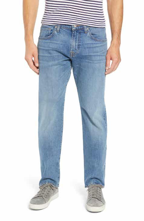 7 For All Mankind® The Straight Slim Straight Leg Jeans (Prose)