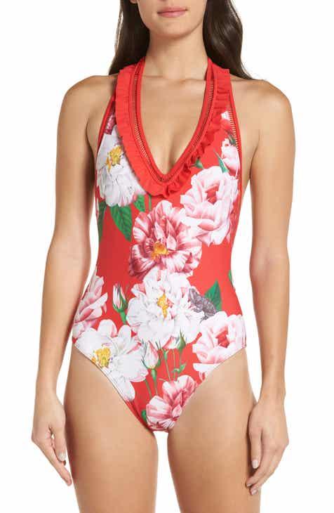 c5ac95e799c Ted Baker London Ceskala Iguazu One-Piece Swimsuit