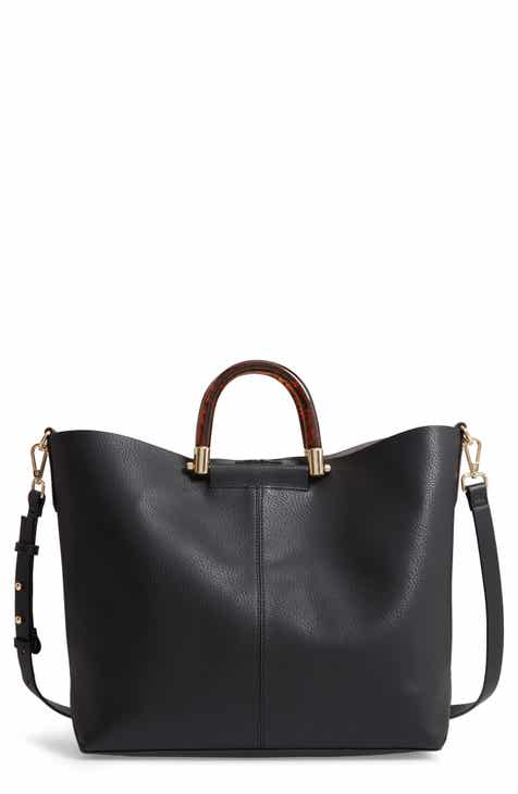 Tote Bags For Women Leather Coated Canvas Amp Neoprene