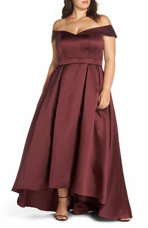 Plus-Size Prom Dresses | Nordstrom