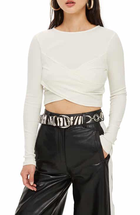 Womens Boat Neck Tops Blouses Tees Nordstrom