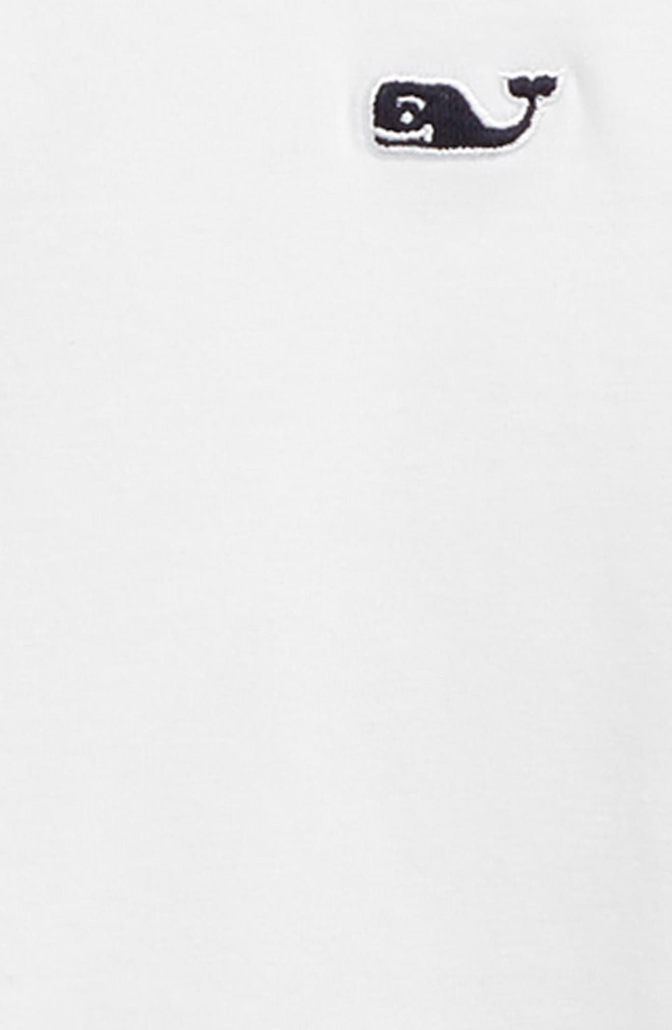 Edgartown Polo,                             Alternate thumbnail 2, color,                             White Cap