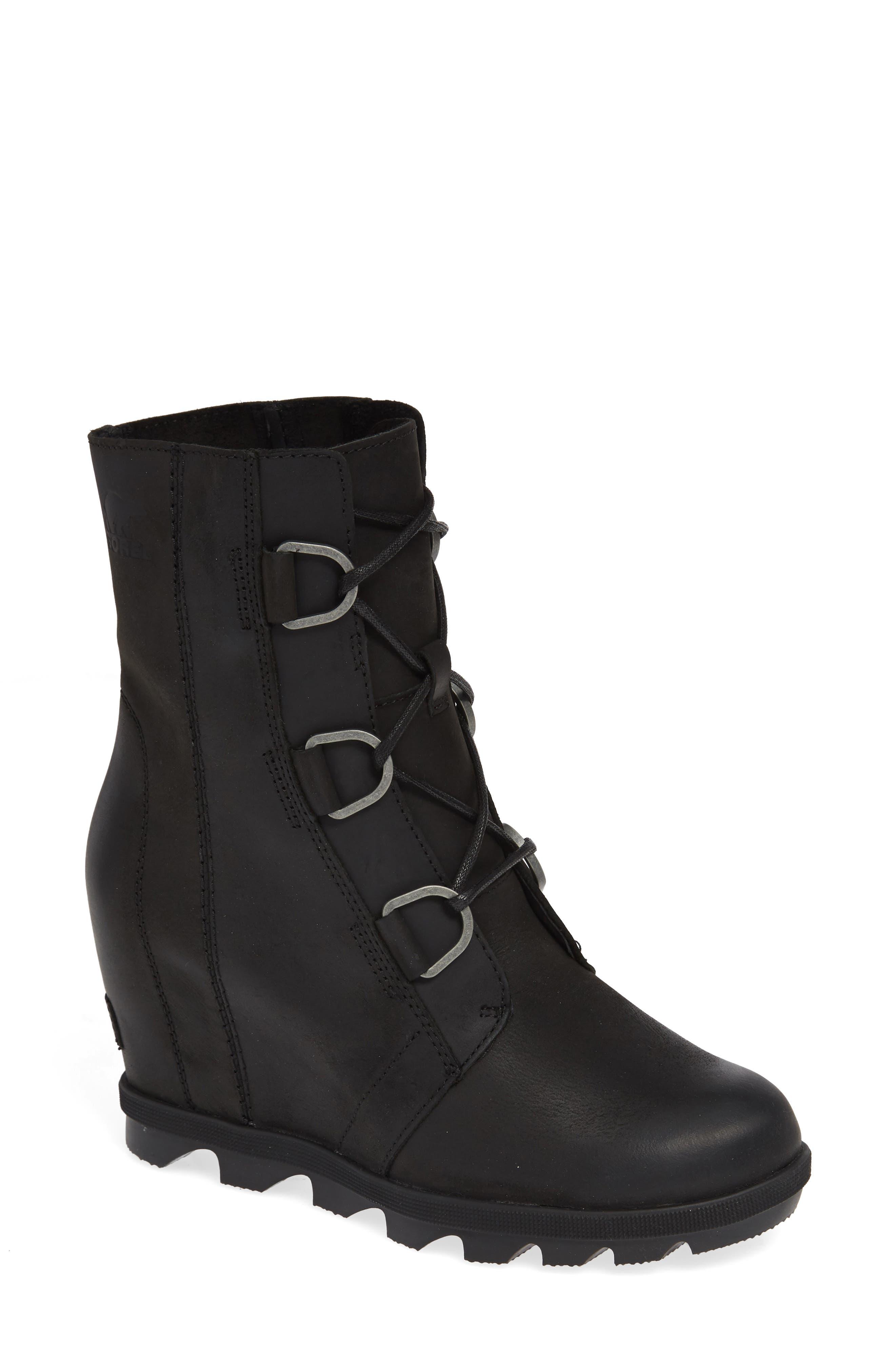 Black Booties \u0026 Ankle Boots   Nordstrom