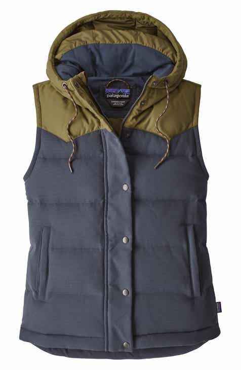 67038471cfba3e Patagonia  Bivy  Water Repellent 600 Fill Power Down Vest