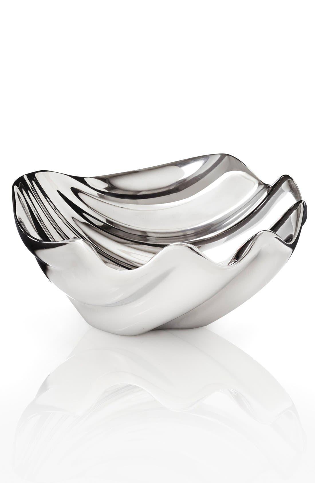 Main Image - Nambé 'Oceana' Seashell Dip Bowl