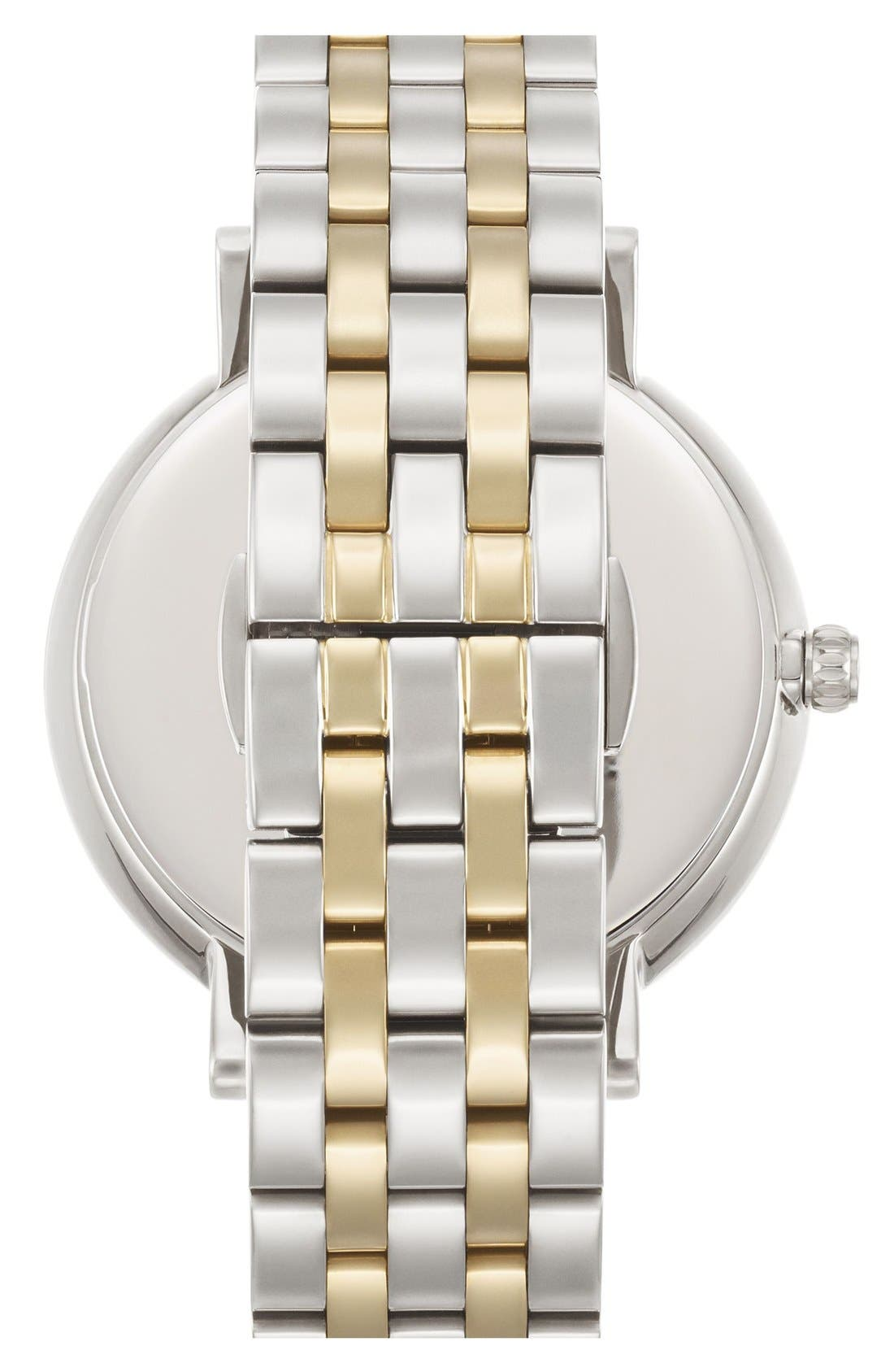 Alternate Image 2  - kate spade new york 'monterey' crystal dial bracelet watch, 38mm