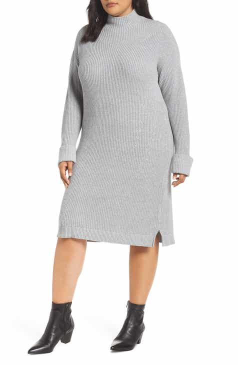 Sweater Dress Plus Size Dresses Nordstrom