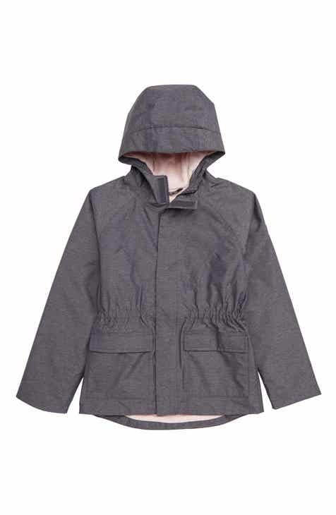 e7c21c73d42b The North Face Warm Sophie Hooded Rain Parka (Big Girls)