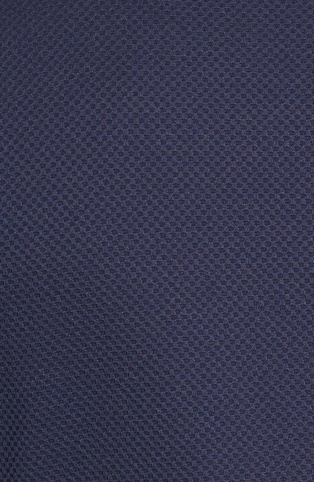 Alternate Image 3  - Vince Camuto Slim Fit Stretch Knit Blazer