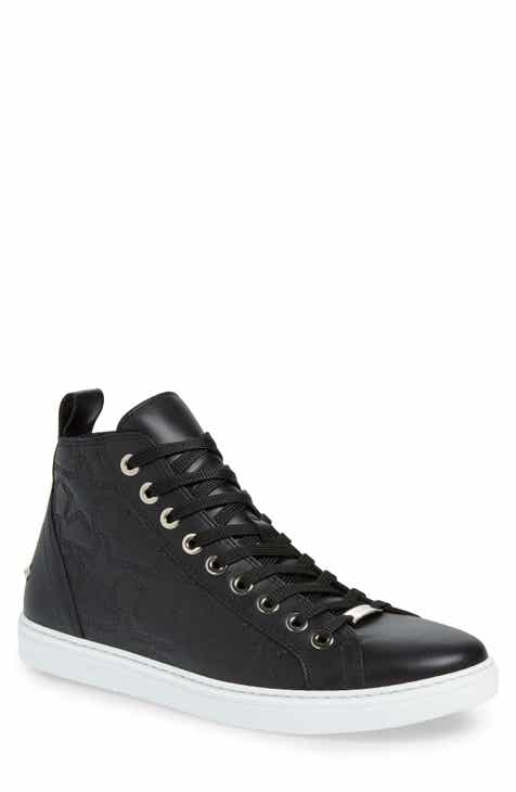 6b335d3410bc Jimmy Choo Colt High Top Sneaker (Men)
