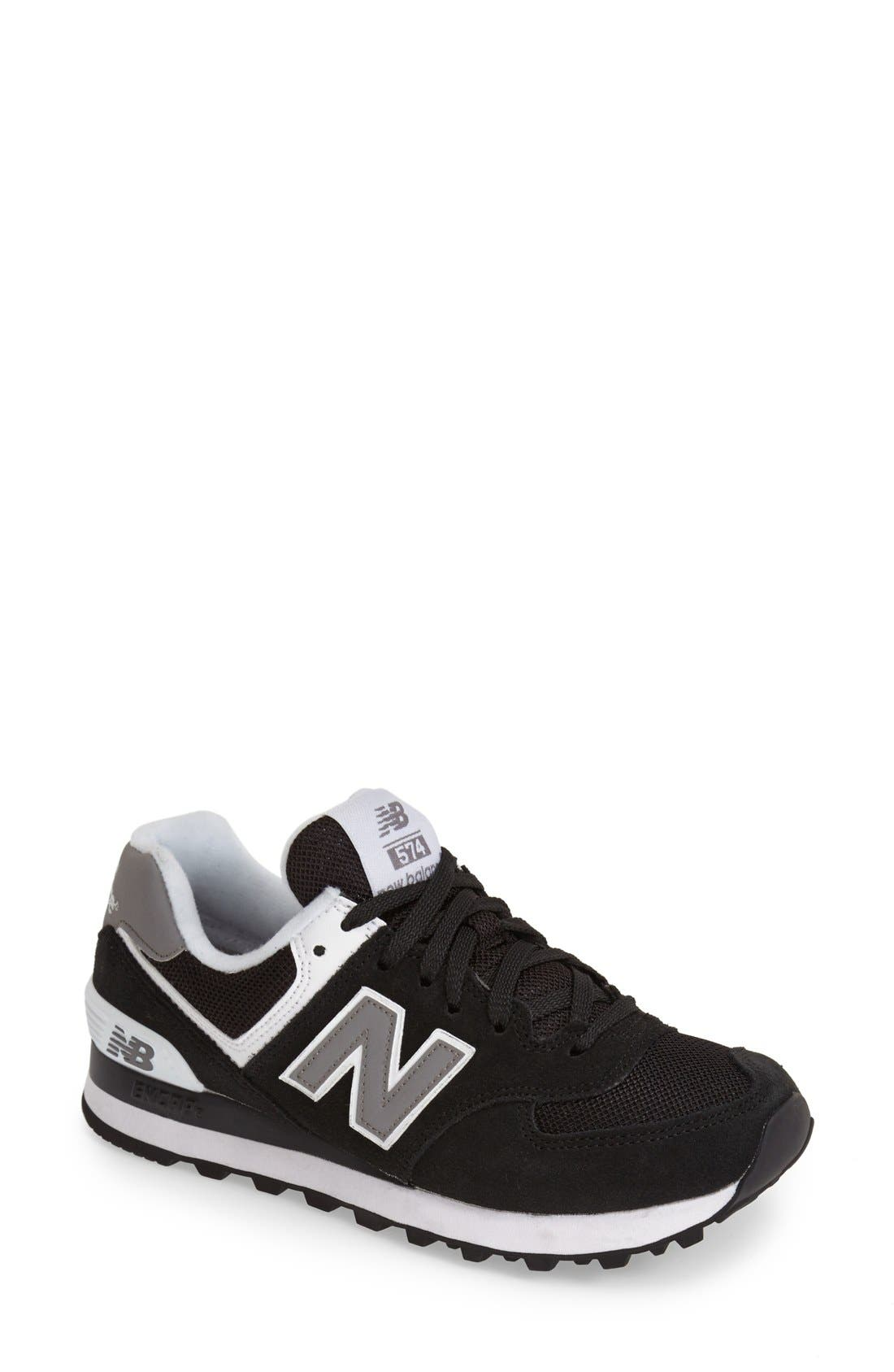 Alternate Image 1 Selected - New Balance '574 Classic' Sneaker (Women)