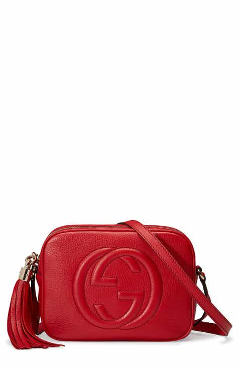 98700ddecfab Gucci Soho Disco Leather Bag