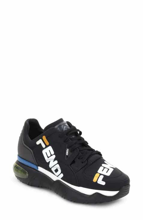 60df0a6d3 Fendi x FILA Mania Logo Sneaker (Women)