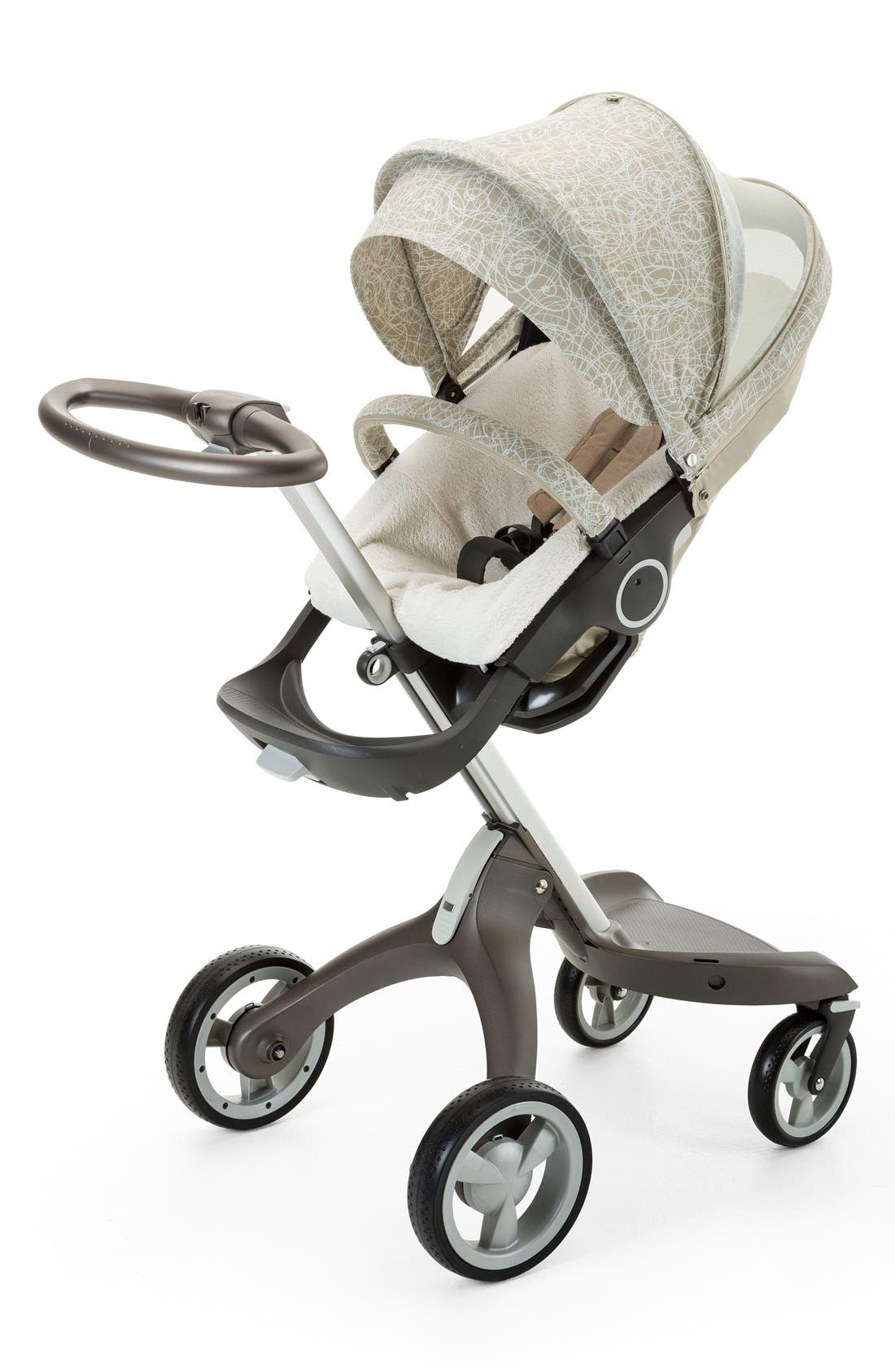 Alternate Image 1 Selected - Stokke Baby 'Xplory® Stroller Summer Kit' Shade Set