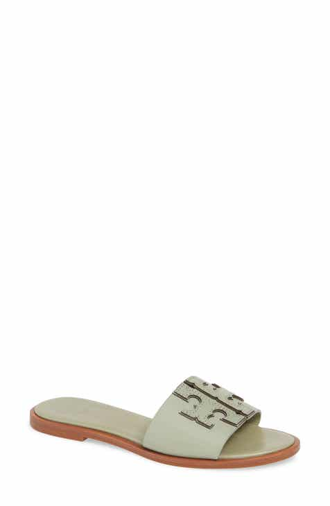 db6251ba5df679 Tory Burch Ines Slide Sandal (Women)