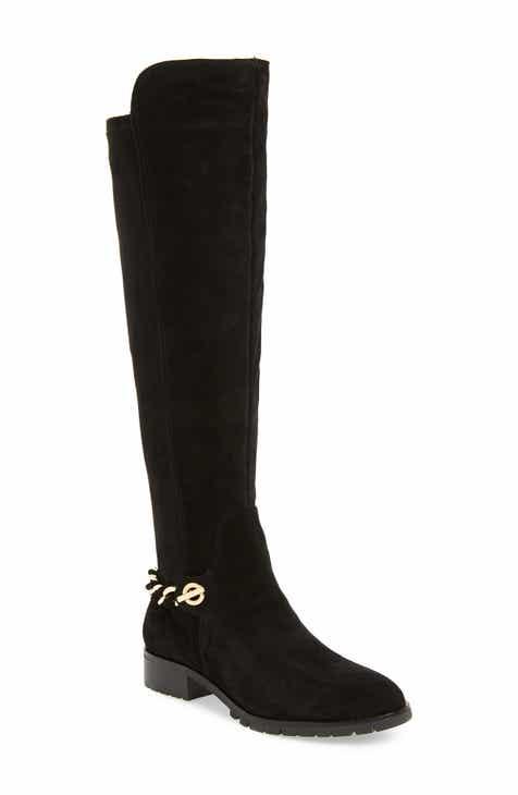 533a128ff70f KARL LARGERFELD PARIS Skylar Knee High Boot