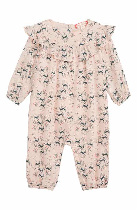 Baby Girls Clothing Dresses Bodysuits Amp Footies Nordstrom