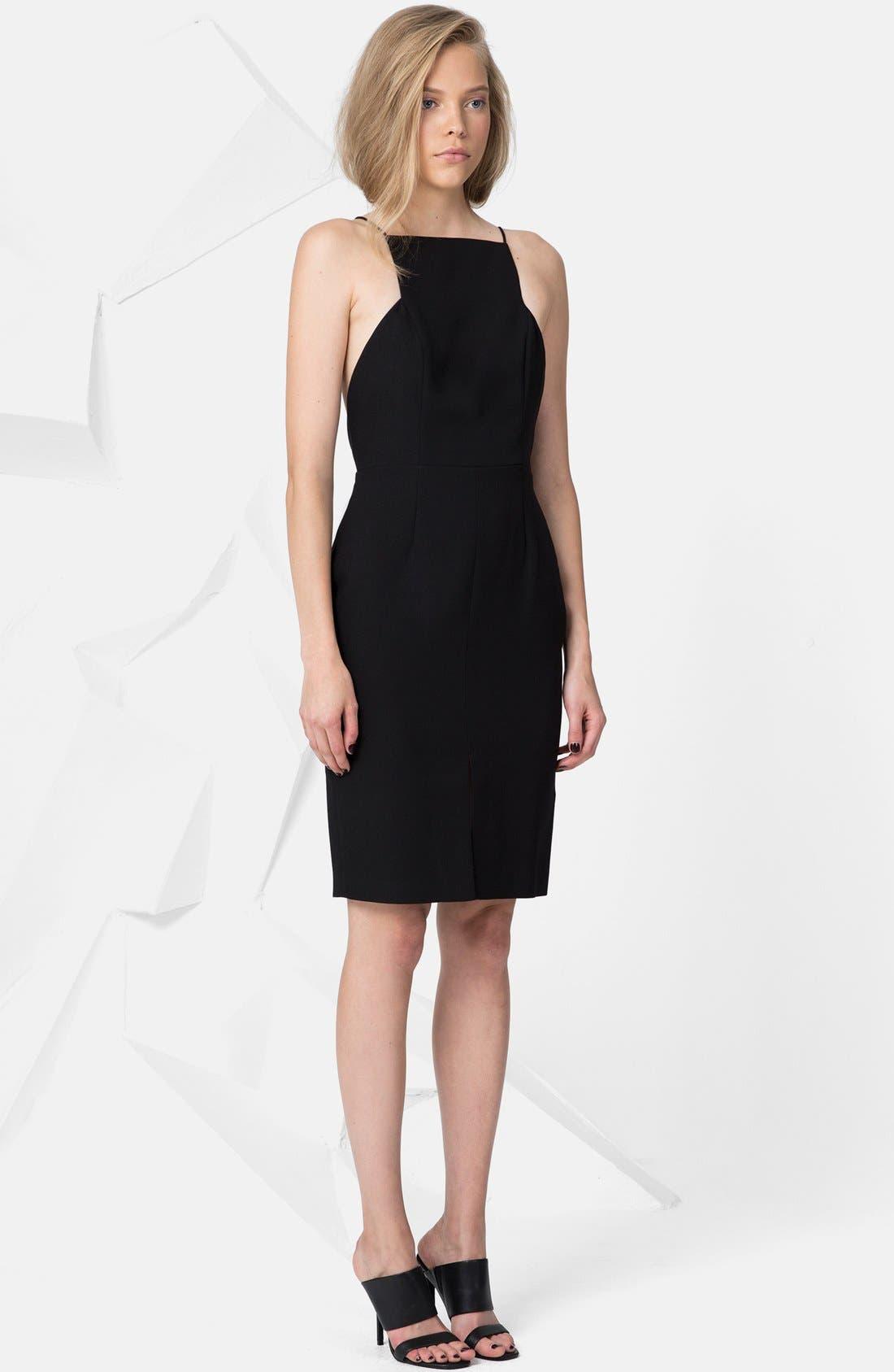 Alternate Image 3  - Keepsake the Label 'Restless Heart' Sleeveless Dress