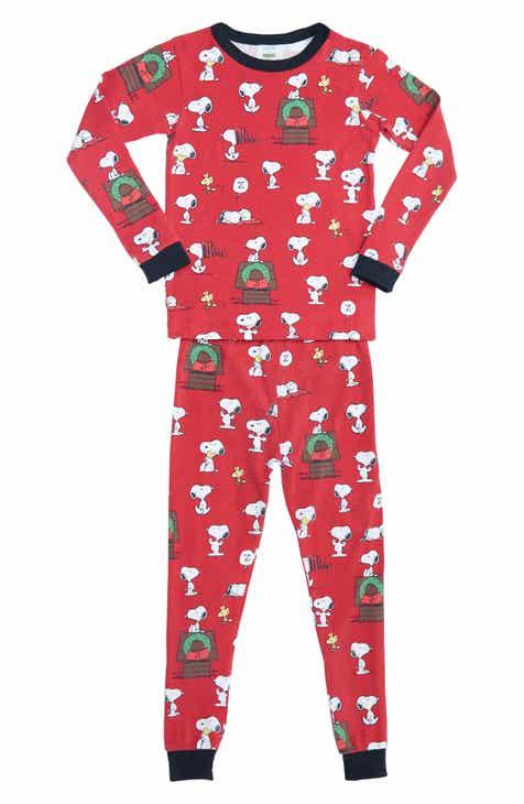 bedhead print fitted two piece pajamas toddler little kid big kid - Toddler Christmas Pajamas