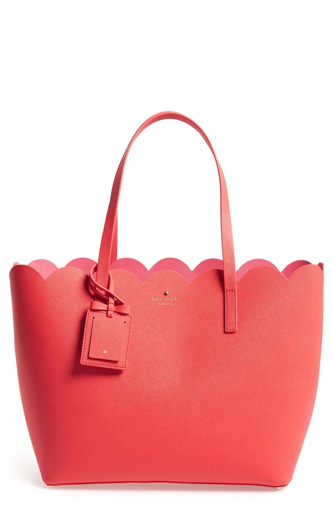 Alternate Image 1 Selected - kate spade new york 'lily avenue - carrigan' leather tote