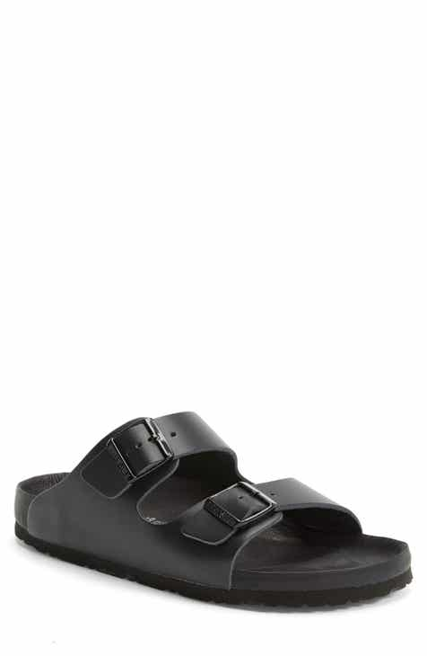Birkenstock Monterey Leather Slide Sandal (Men) 13b2ac5589c