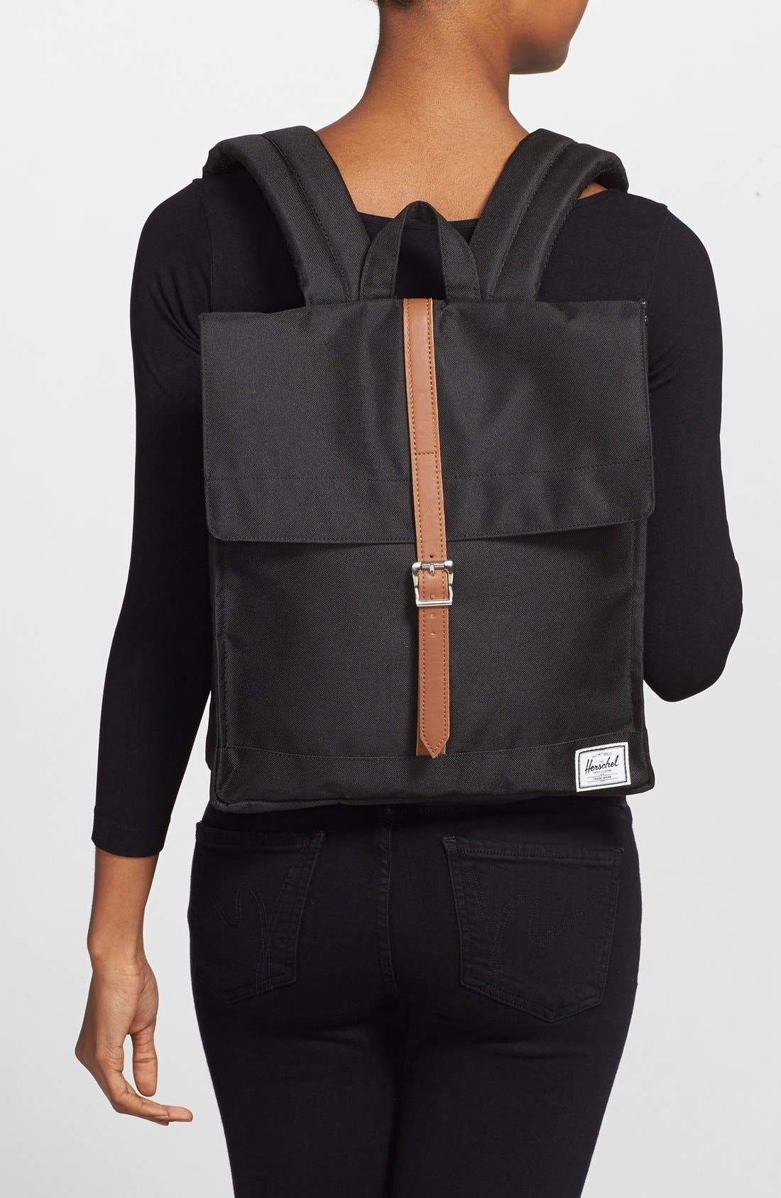 Alternate Image 2  - Herschel Supply Co. 'City - Mid Volume' Backpack