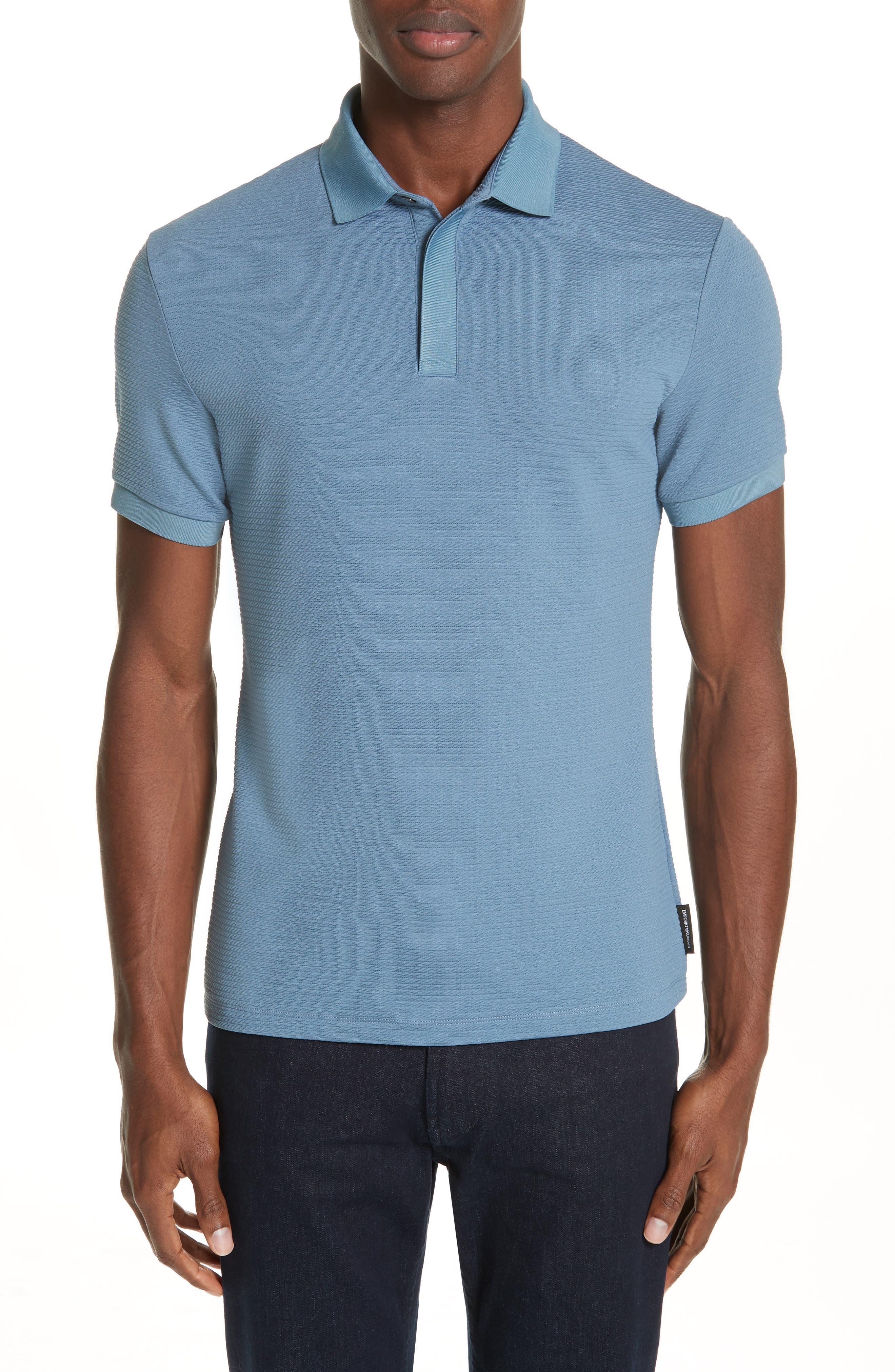 63eb453f Men's Emporio Armani Polo Shirts   Nordstrom