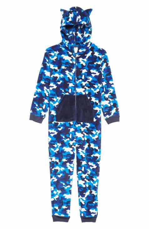 Tucker + Tate One-Piece Pajamas (Little Boys   Big Boys) 86b963b28