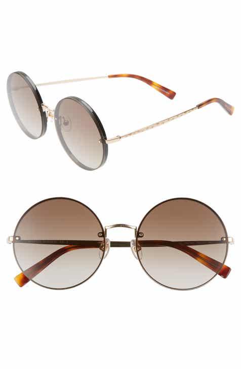 680c539e5dd8d Rebecca Minkoff Gloria1 56mm Round Sunglasses
